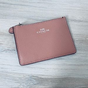 Coach Coin / Card Holder